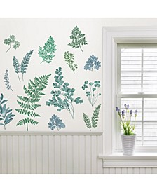 Greenery Wall Art Kit