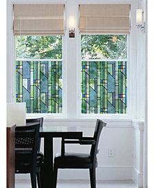 Geometrics Window Film Set Of 2