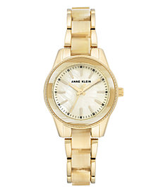 Light Goldtone Mother of Pearl Dial