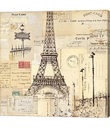 Paris Collage I by Pela Studio