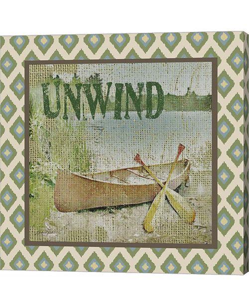 Metaverse Canoe - Unwind by Jean Plout