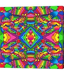 Pop Art Retro 2 by Howie Green