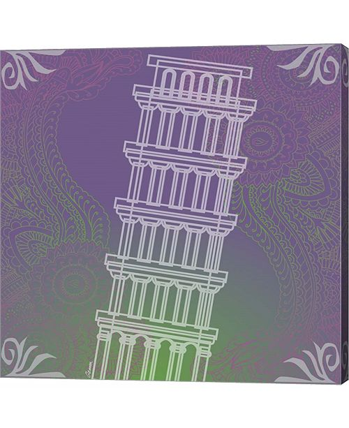Metaverse Tower Pisa by Michelle Glennon