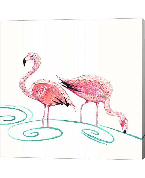 Metaverse Flamingos by P.S. Art Studios