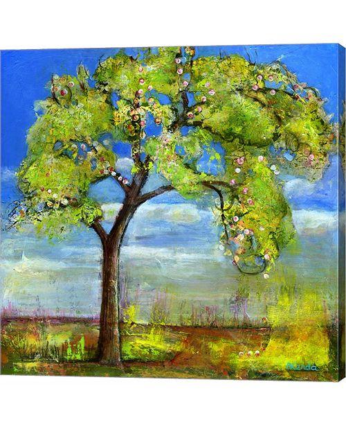 Metaverse Spring Tree by Blenda Tyvoll