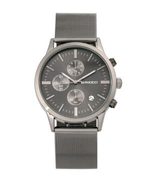 Quartz Espinosa Chronograph Gunmetal And Black Alloy Watches 42mm