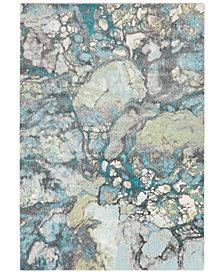 Surya Aberdine ABE-8014 Aqua 2' x 3' Area Rug