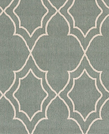 "Surya Alfresco ALF-9589 Sage 18"" Square Swatch"