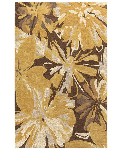 "Surya Athena ATH-5115 Tan 18"" Square Swatch"