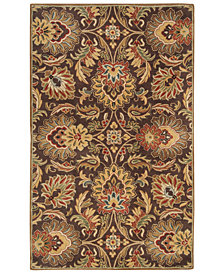 Surya Caesar CAE-1028 Dark Brown 12' x 15' Area Rug