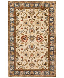 Surya Caesar CAE-1125 Bright Yellow 6' x 9' Area Rug