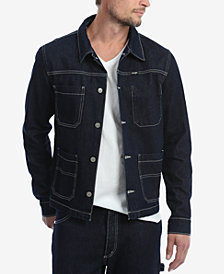 Wrangler Men's Carpenter Denim Jacket