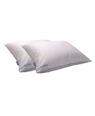 Isocool Polyester Queen Twin pack Pillows