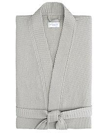 Kassatex 100% Cotton Kimono Waffle Robe