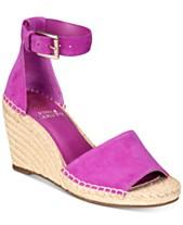 d2e581768846 Vince Camuto Leera Espadrille Wedge Sandals