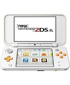 New Nintendo2DS XL OrgWhtMK7