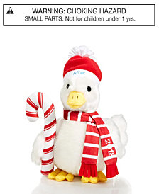 "Aflac 10"" 2018 Holiday Plush Duck, Created for Macy's"