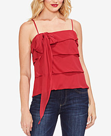 Vince Camuto Tiered Tie-Neck Camisole