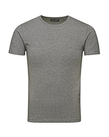 Men's Basic Round Neck T-Shirt