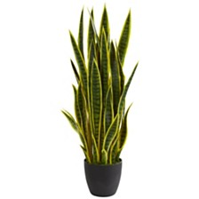 Nearly Natural 38-In. Sansevieria Artificial Plant