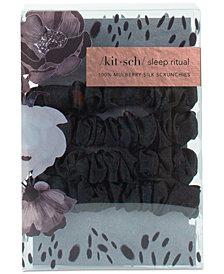 Kitsch Sleep Ritual 100% Silk Scrunchie