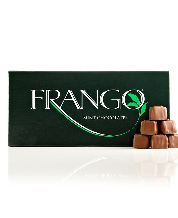 Frango Chocolates 1 LB  Milk Mint Box of Chocolates