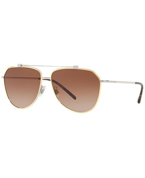 Dolce & Gabbana Sunglasses, DG2190 59