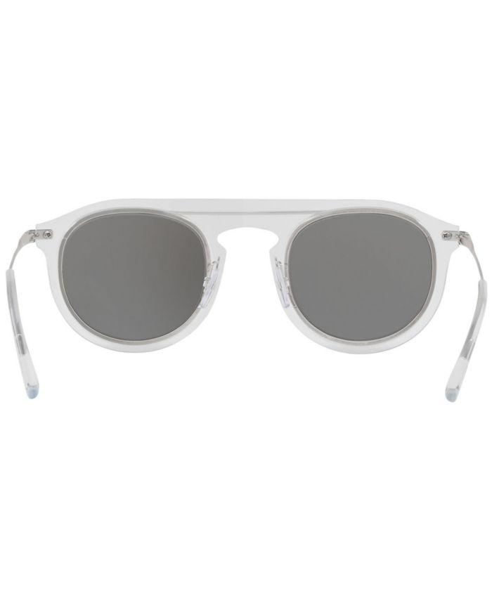 Dolce & Gabbana Sunglasses, DG2169 46 & Reviews - Sunglasses by Sunglass Hut - Men - Macy's
