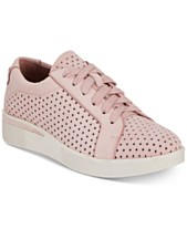 bbfe71ad862676 Gentle Souls by Kenneth Cole Women s Haddie 6 Perforated Sneakers