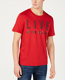 Kenneth Cole New York Men's Live In The Present Graphic T-Shirt