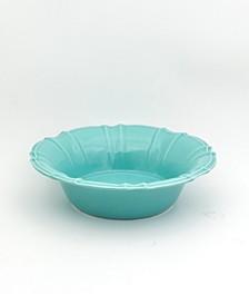Chloe Turquoise Pasta Bowl