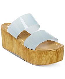 Steve Madden Women's Confession Wedge Sandals