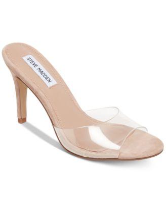 7a1ae44792d Steve Madden Erin Dress Sandals   Reviews - Sandals   Flip Flops - Shoes -  Macy s