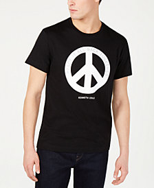 Kenneth Cole New York Men's Peace Graphic T-Shirt