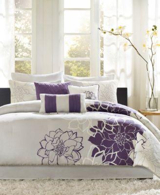 Lola Cotton 6-Pc. Twin/Twin XL Comforter Set