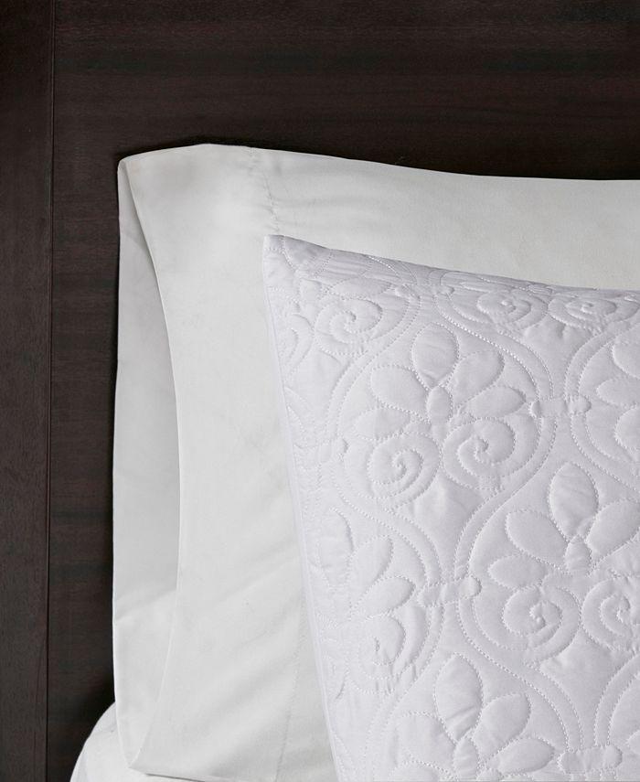 Madison Park - Quebec 5-Pc Queen Comforter Set