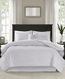 Quebec 5-Pc. California King Comforter Set