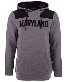 Under Armour Men's Maryland Terrapins Threadborne Fleece Hoodie