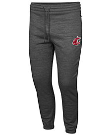 Colosseum Men's Washington State Cougars Fleece Jogger Pants