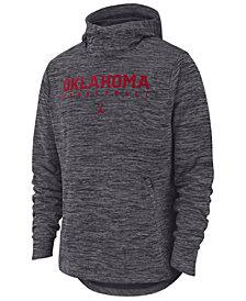 Nike Men's Oklahoma Sooners Spotlight Pullover Hooded Sweatshirt