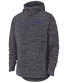 Nike Men's Washington Huskies Spotlight Pullover Hooded Sweatshirt