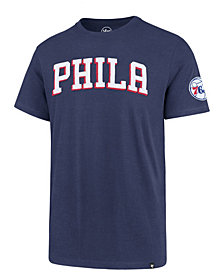 '47 Brand Men's Philadelphia 76ers Fieldhouse T-Shirt