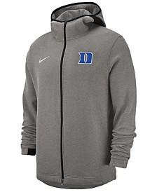 Nike Men's Duke Blue Devils Showtime Full-Zip Hooded Jacket