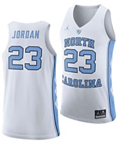Nike Men s Michael Jordan North Carolina Tar Heels Authentic Basketball  Jersey a90e30ca5