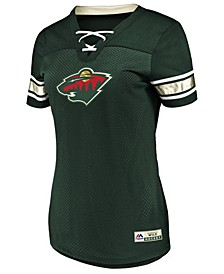 Women's Minnesota Wild Draft Me T-Shirt