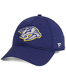 Authentic NHL Headwear Nashville Predators Pro Clutch Adjustable Cap