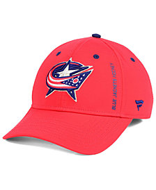 Authentic NHL Headwear Columbus Blue Jackets Authentic Rinkside Flex Cap