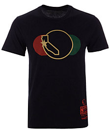 Mitchell & Ness Men's Golden State Warriors Little Italy Collection T-Shirt