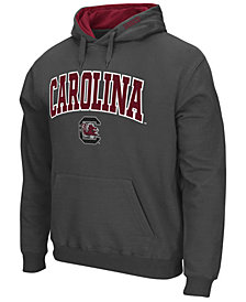 Colosseum Men's South Carolina Gamecocks Arch Logo Hoodie