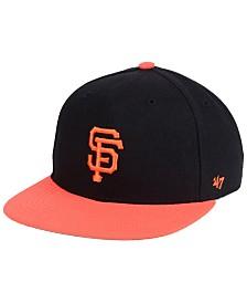 '47 Brand Boys' San Francisco Giants Basic Snapback Cap